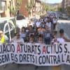 Fracàs de participació en la manifestació del 1er de maig a Sant Andreu de la Barca