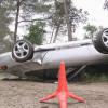 Cap de setmana d'accidents a la carretera de Corbera, aquesta tarda el tercer