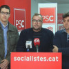 Més recursos pel sistema sanitari i un nou marc constitucional entre Espanya i Catalunya, les dos mocions que el PSC presenta al ple de febrer