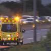 Un accident múltiple a l'autovia A2 provoca 5 ferits