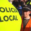 Jordi Bernat, cap de la policai local presenta les jornades d'educació vial d'enguany