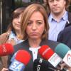 Mor Carme Chacón (46) ex-ministre de defensa i vivenda socialista