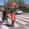 S'inicia la campanya d'educació vial a les escoles de Sant Andreu