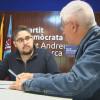Sopar solidari i gratuït el dissabte 22 d'abril organitzat per el partit Demòcrata Català de Sant Andreu