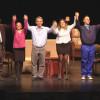 Solidaritat de la companyia de teatre 4gags en favor de l'associació espanyola de la malaltia de Behçet