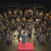 Concert de la unitat de música de la Guàrdia Civil