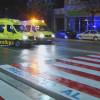 Un cotxe atropella un home i una dona a la NII i fuig del lloc