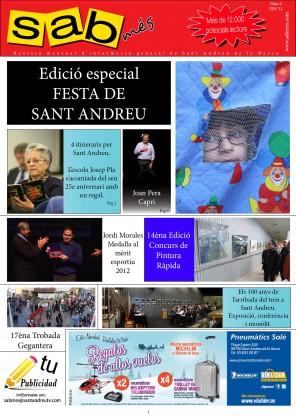 Num,2 edición especial diciembre '12